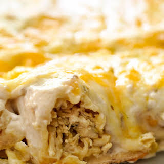 Green Chile Chicken Enchiladas Cream Of Mushroom Soup Recipes.