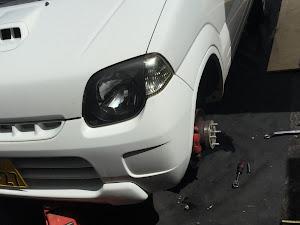 Kei HN11S Gタイプ 4WDのカスタム事例画像 うるおいのジェルさんの2018年08月25日12:34の投稿
