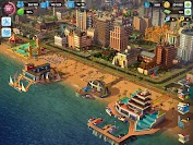 Gry SimCity BuildIt (apk) za darmo do pobrania dla Androida / PC/Windows screenshot