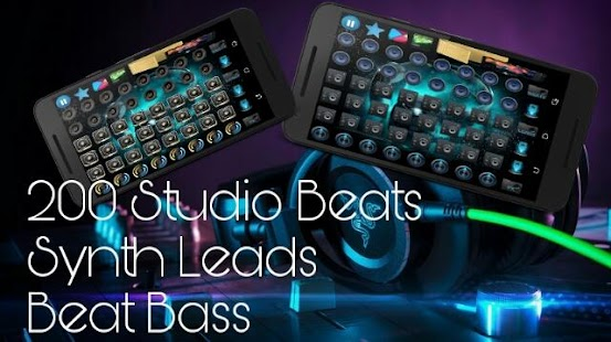 Techno Music Beat Maker- screenshot thumbnail