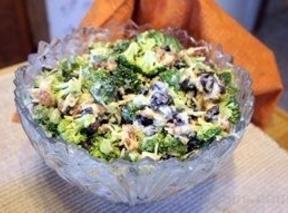 Broccoli / Bacon Salad Recipe