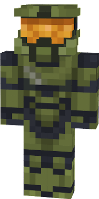 Masterchief Nova Skin - Skin para minecraft pe halo