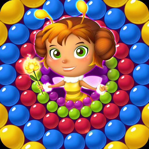 Queen Bee Bubble