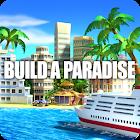 Paraíso tropical (Tropic Sim: Town Building Game) icon