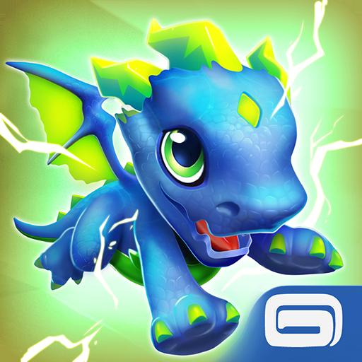 download dragon mania legends mod apk versi 4.5.0r