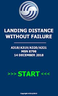 App A320F Landing Distance APK for Windows Phone