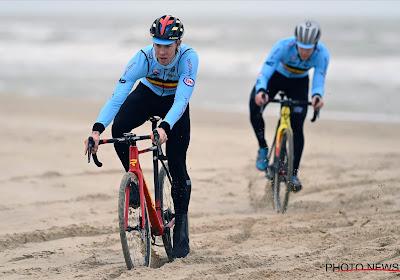 """Laurens Sweeck één van de outsiders voor de wereldtitel? """"Eerste passage door het zand wordt zeer belangrijk"""""""