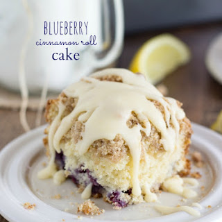 Blueberry Cakes Cinnamon Recipes