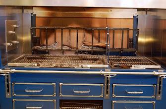 Photo: Comal's Italian Universo wood-burning stove