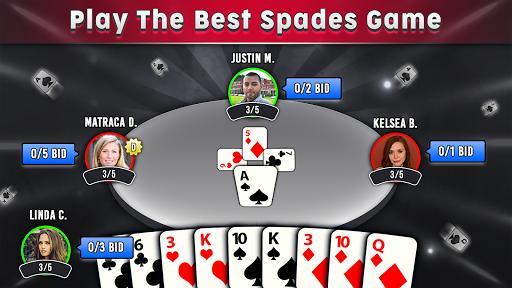 Spades  captures d'écran 2