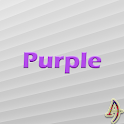 Simplicity Purple XZ Theme icon