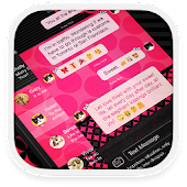 One Sms Theme for Hello Kitty