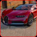 Chiron: Extreme Modern City Car Drift & Drive icon