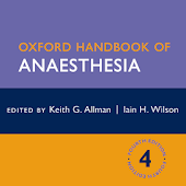 Oxford Handbook of Anaesthes 4
