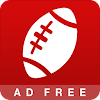 Football NFL Schedules Ad Free