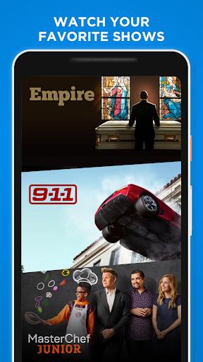 FOX NOW: Watch Live & On Demand TV & Sports 3.13.5 screenshots 2