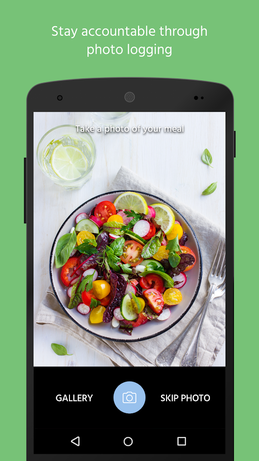 The Personal Diet by Nutrino- screenshot