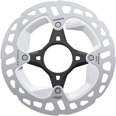 Shimano XT RT-MT800-S Centerlock Disc Rotor with External Lockring alternate image 0