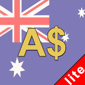 AUD Typing the value for Money Lite Version