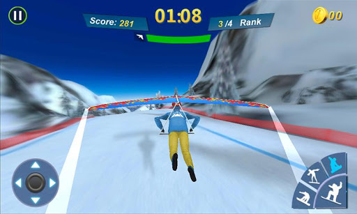 Snowboard Master 3D  screenshots 8