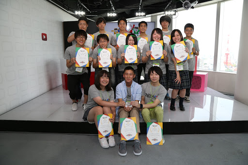 2015 年表彰式