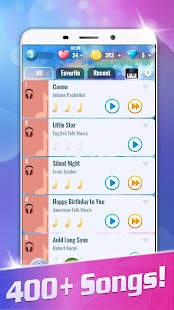 Magic Music Piano: Tiles 2 – Miniaturansicht des Screenshots
