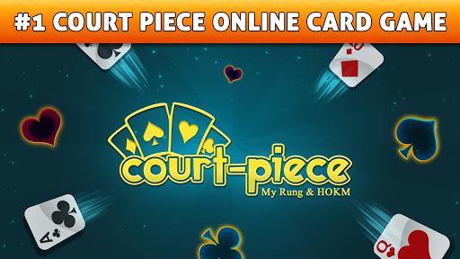 Court Piece - My Rung & HOKM apktram screenshots 1