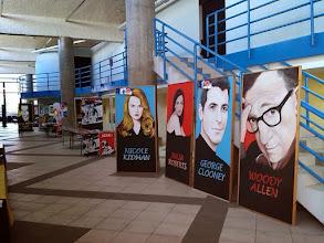 Photo: Lo stand del Liceo Artistico