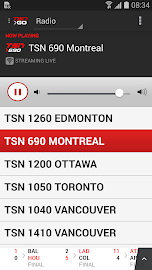 TSN GO Screenshot 5