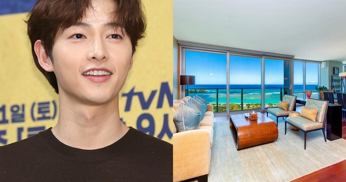 Song Joong Ki Purchases Luxury 2 88