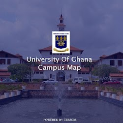 UG Campus Map