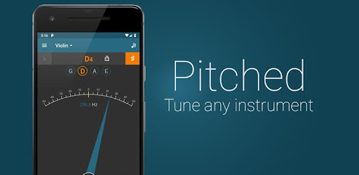 Pitched Tuner - Apps on Google Play