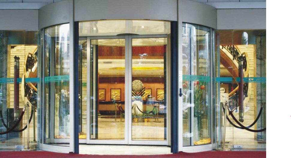 Cửa tự động loại cửa chỉ có ở thời hiện đại