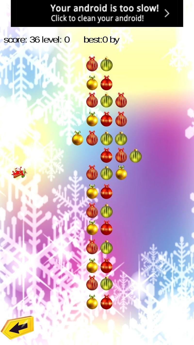Скриншот Новогодние шары