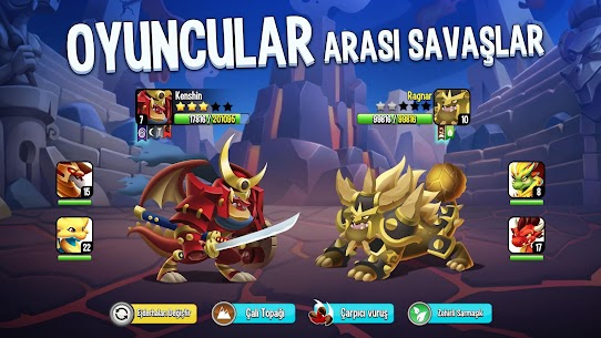 Dragon City Hile Apk 2020 4