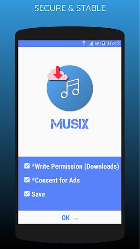 MUSIX - MP3 Player 10.3 screenshots 4