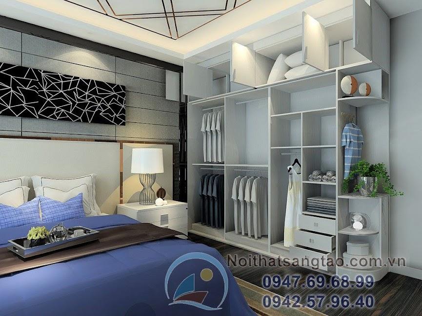thiết kế phòng ngủ đẹp mắt