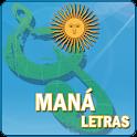 Letras De Mana icon