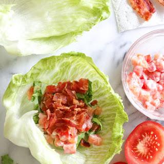 BLT Lettuce Wraps.