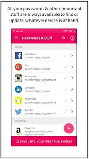 Password Pig, Password Manager- screenshot thumbnail