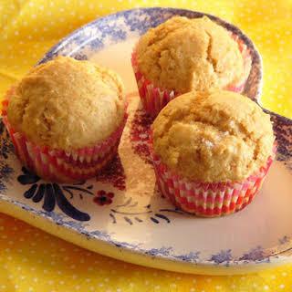 Peanut Butter Muffins.