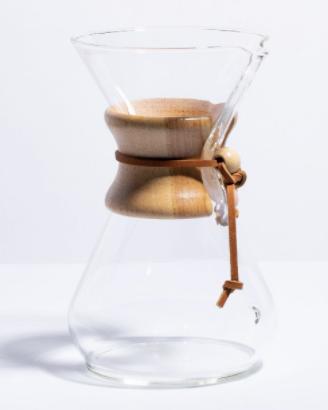 8-Cup Chemex® Woodneck Brewer