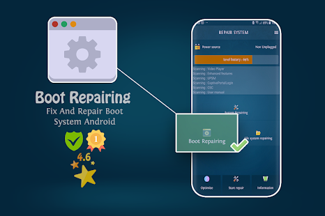 App Repair System For Android (Fix System Problems) APK for Windows Phone