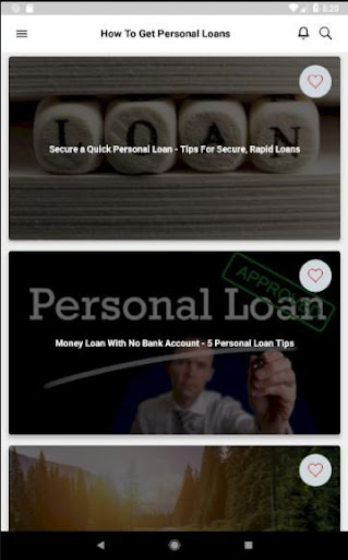 How To Get Personal Loans -Online Instalment Loan App Report