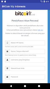 BitCoin Vip Indonesia - náhled