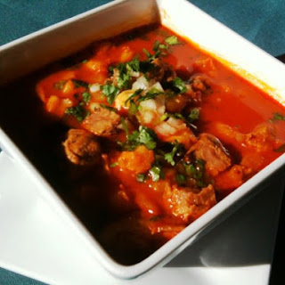 Casa Chimayo's New Mexican posole