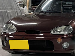 カプチーノ EA11Rのカスタム事例画像 二台目ぅんこ車さんの2021年09月24日12:36の投稿