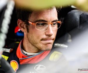 Rallye d'Argentine: Thierry Neuville conserve la tête
