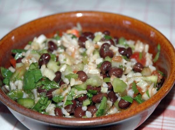 Fiesta Rice Salad Recipe