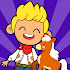 My Pretend Wild West - Cowboy & Cowgirl Kids Games